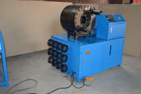 3 '' - Máquina prensadora