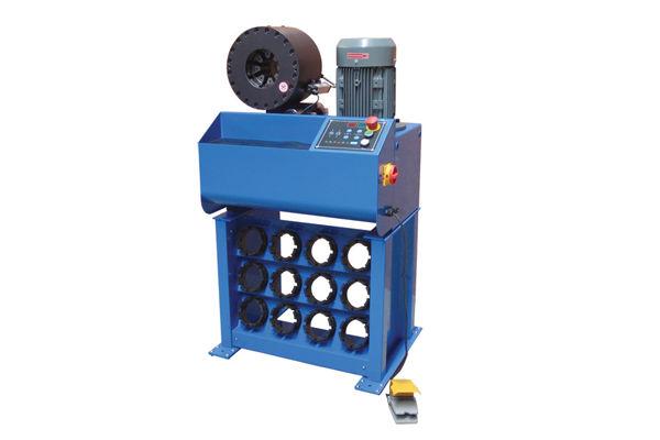 Máquinas prensadoras hidráulicas